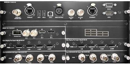 Christie 3チップDLPプロジェクター(Boxer4K30)