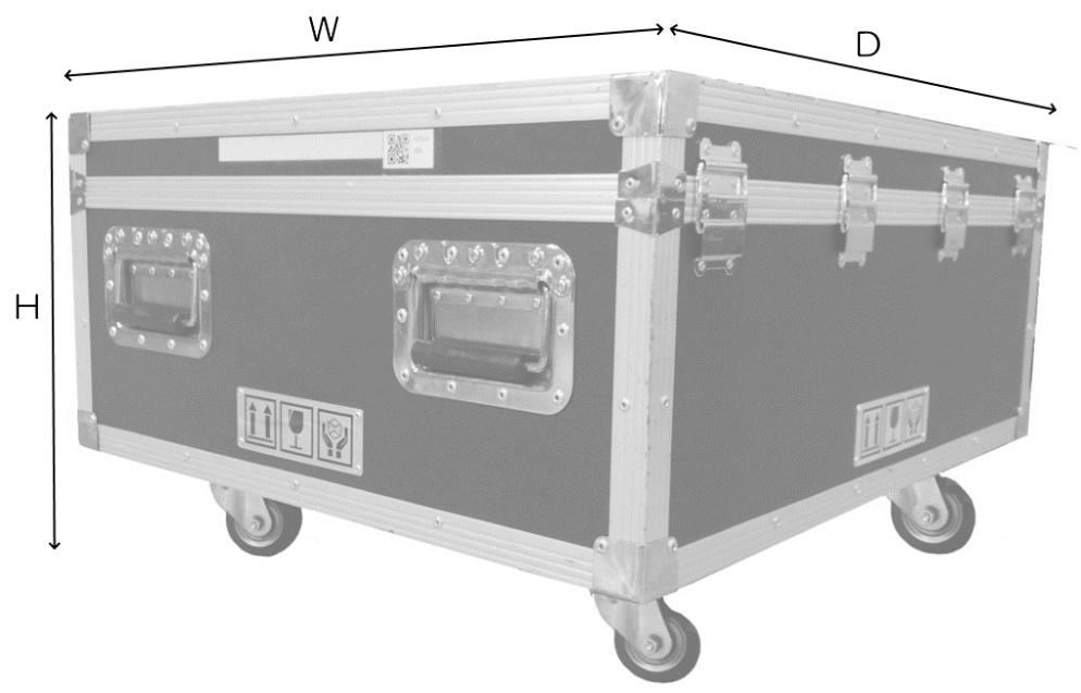 Panasonic 3チップDLPプロジェクター(PT-DS12K)