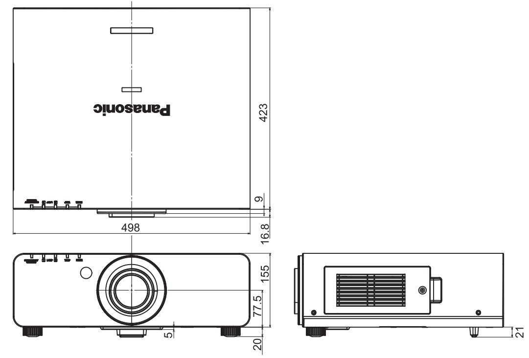 Panasonic 1チップDLPプロジェクター(PT-D6000K)