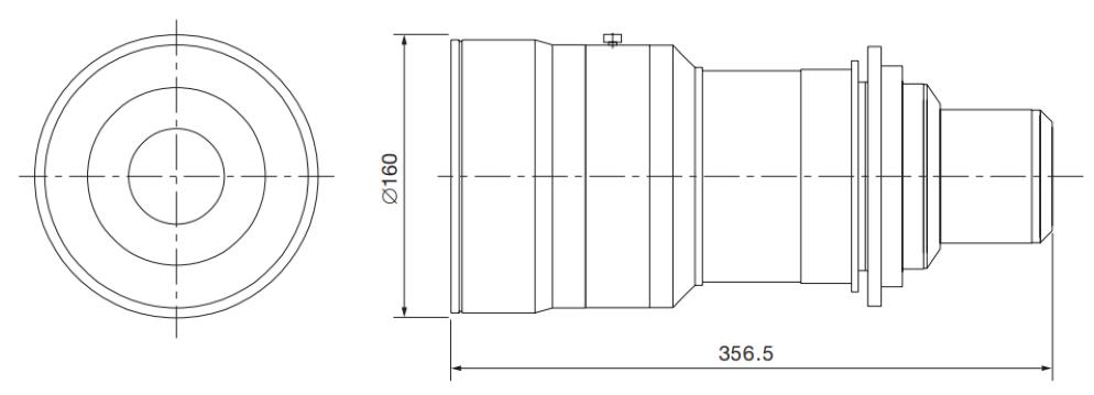 Panasonic 短焦点ズームレンズ(ET-D75LE6)