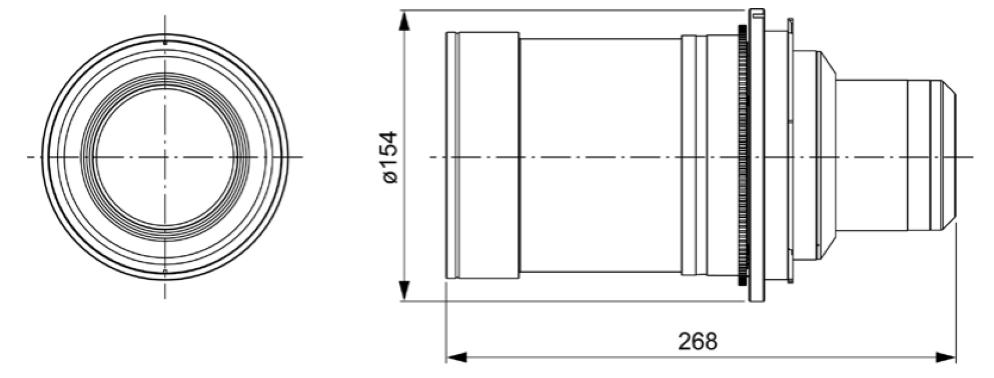Panasonic 長焦点ズームレンズ(ET-D75LE40)