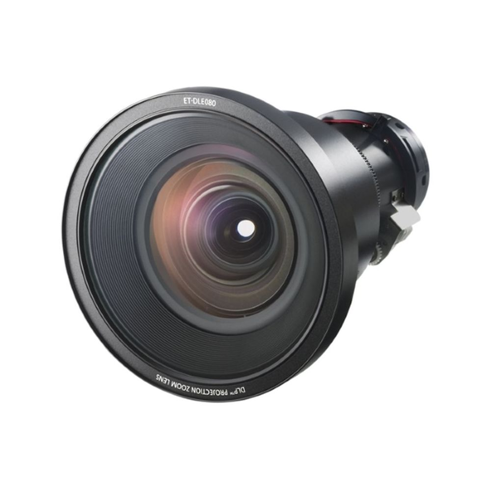 Panasonic 短焦点ズームレンズ(ET-DLE080)