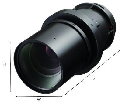 SANYO 長焦点ズームレンズ(LNS-T20)