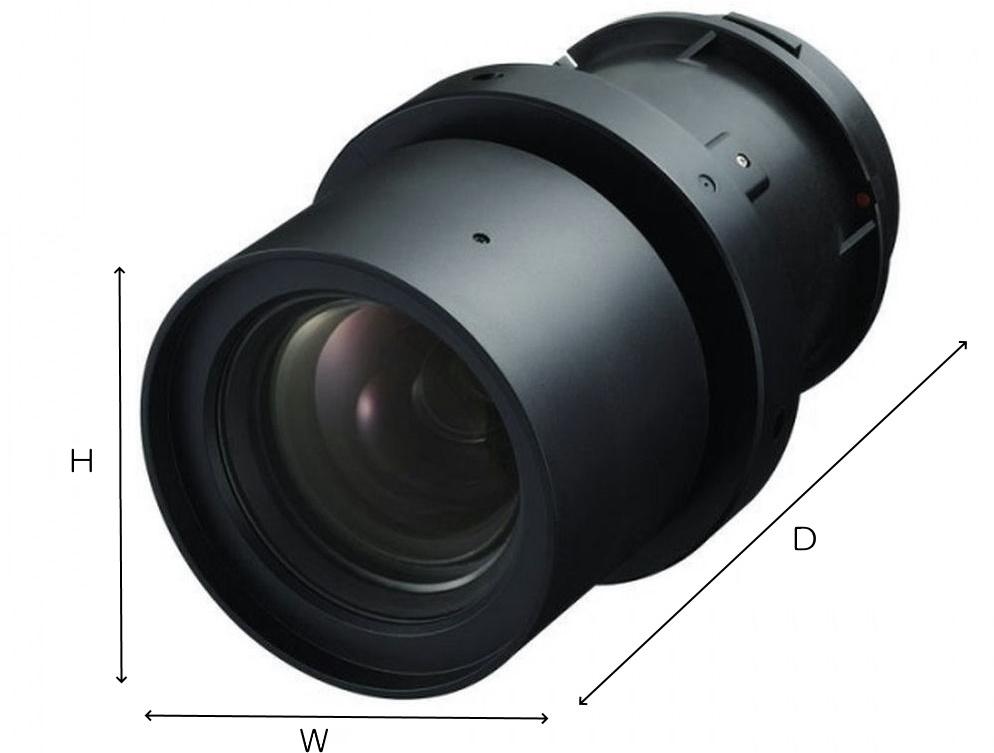 SANYO 長焦点ズームレンズ(LNS-T21)