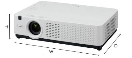 SANYO 液晶プロジェクター(LP-XU4000)