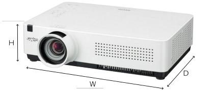 SANYO 液晶プロジェクター(LP-XU301)