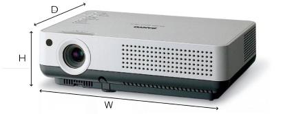SANYO 液晶プロジェクター(LP-XW55A)