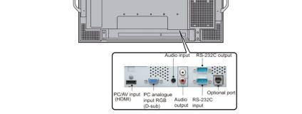 SHARP 47インチ液晶ディスプレイ(PN-E471R)