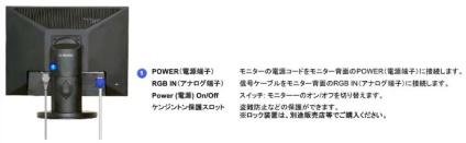 Samsung 15インチ液晶モニター(SyncMaster 540N(IV))
