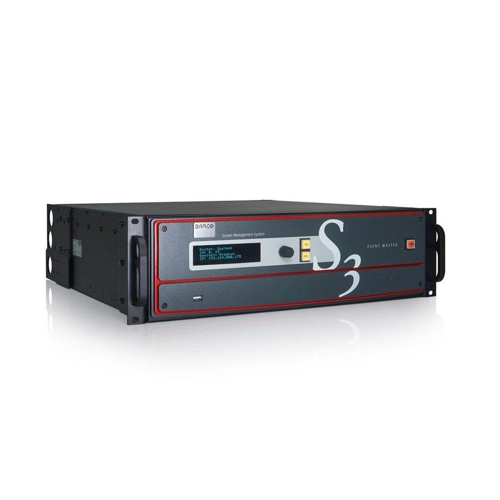 BARCO Forsom 4Kスクリーンマネージメントシステム(S3-4K)