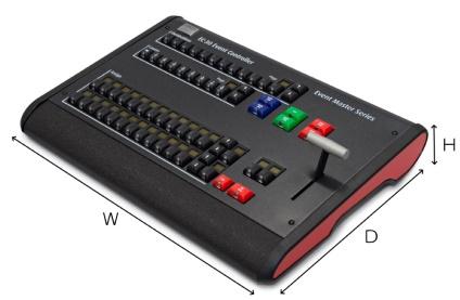 BARCO E2/S3用スモールコントローラー(EC-30)