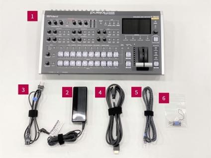 Roland ストリーミングビデオスイッチャー(V-160HD)