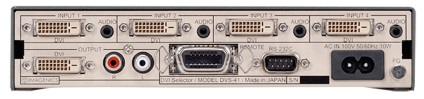IMAGENICS DVIスイッチャー(DVS-41)