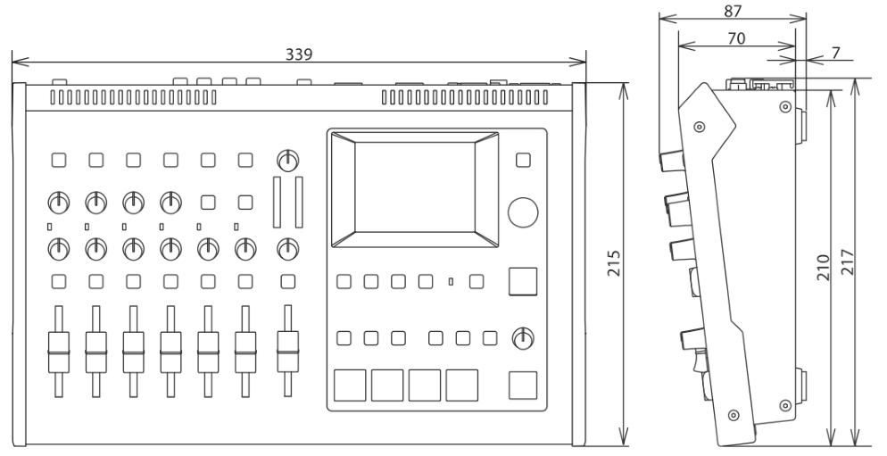 Roland HDAVミキサー(VR-4HD)