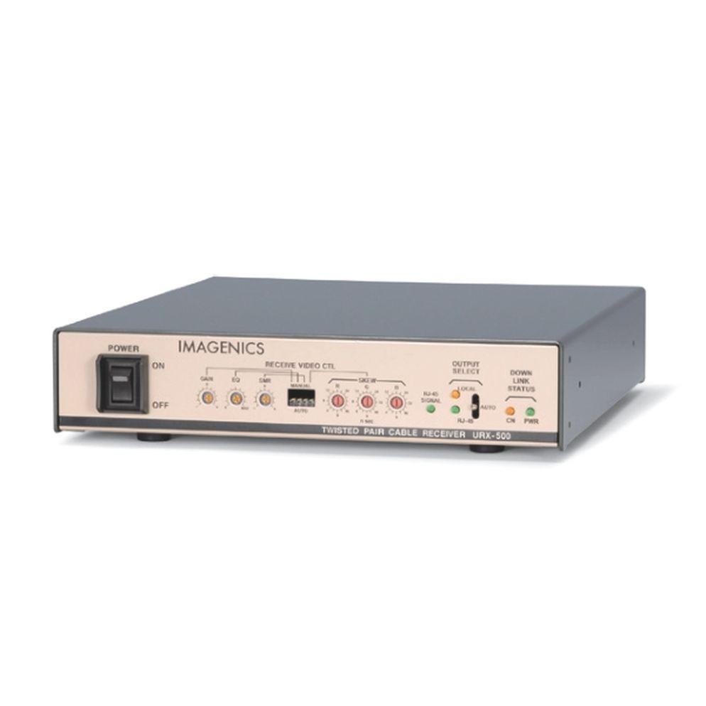 IMAGENICS ツイストペアケーブル信号受信器(URX-500)