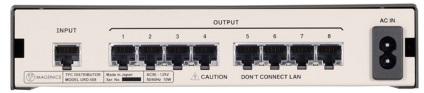 IMAGENICS ツイストペアケーブル信号分配器(URD-508)