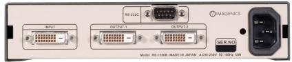 IMAGENICS フレームシンクロナイザー(RS-1550B)