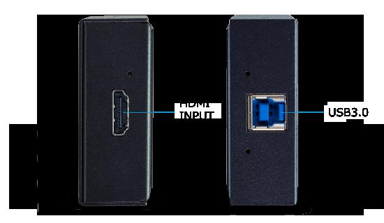 AJA USB3.0キャプチャーデバイス(U-TAP-HDMI)