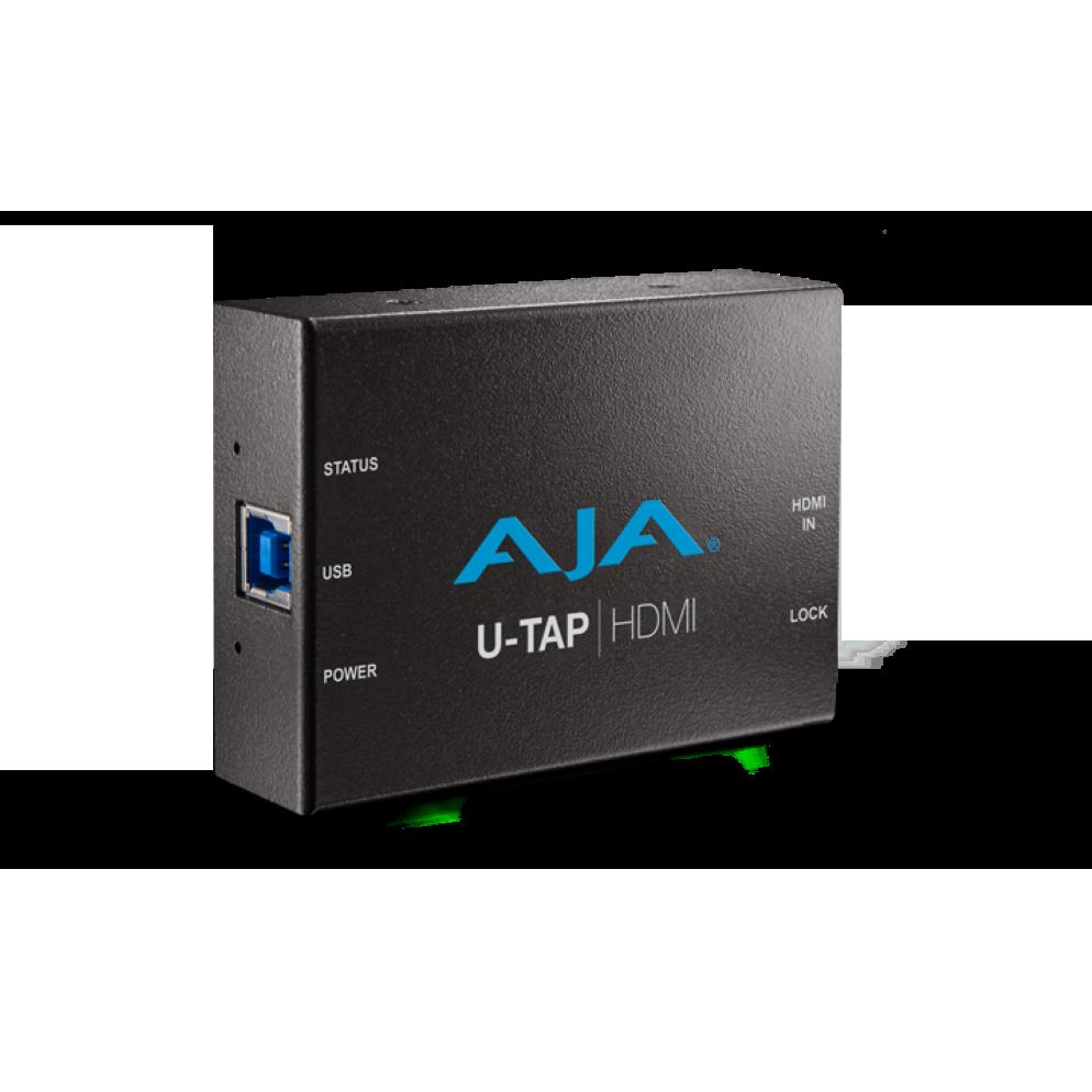 AJA USB3.0キャプチャーデバイス(U-TAP HDMI)