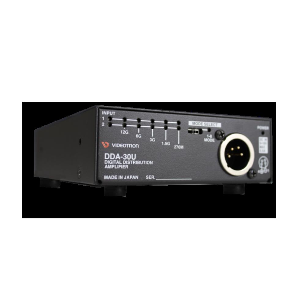 VIDEOTRON 12G/3G/HD/SD-SDIリピーター(DDA-30U)