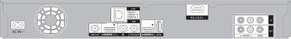 Panasonic ブルーレイレコーダー(DMR-T4000R-K)