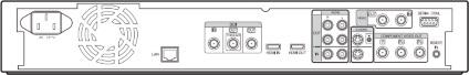 JVC HDD/ブルーレイレコーダー(SR-HD2700)