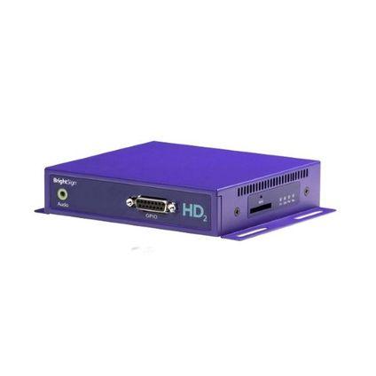 BrightSign メディアプレーヤー(HD222)