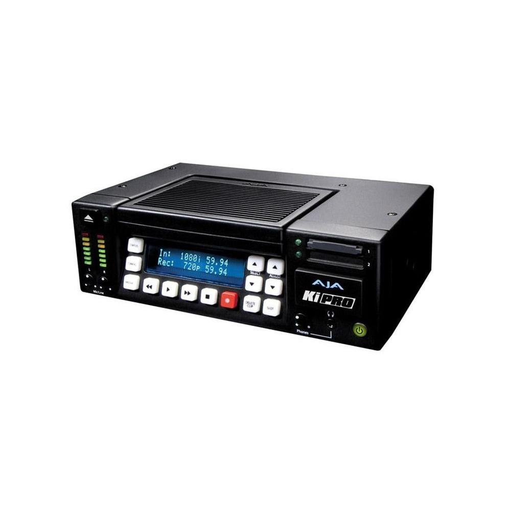AJA ポータブルメディアレコーダー(Ki Pro)