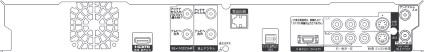 Panasonic HDD/DVDレコーダー(DMR-XP11-S)