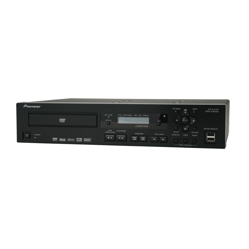 Pioneer DVDプレーヤー(DVD-V8000)