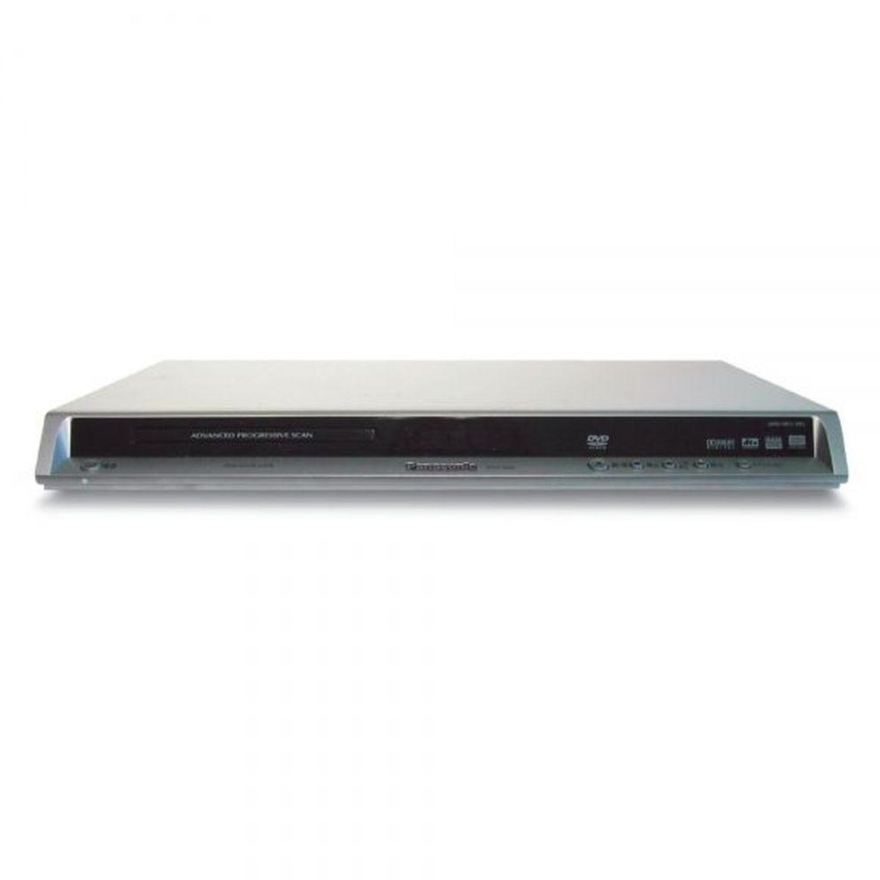 Panasonic DVDプレーヤー(DVD-S50-S)