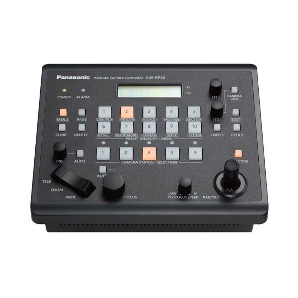 Panasonic リモートカメラコントローラー(AW-RP50)
