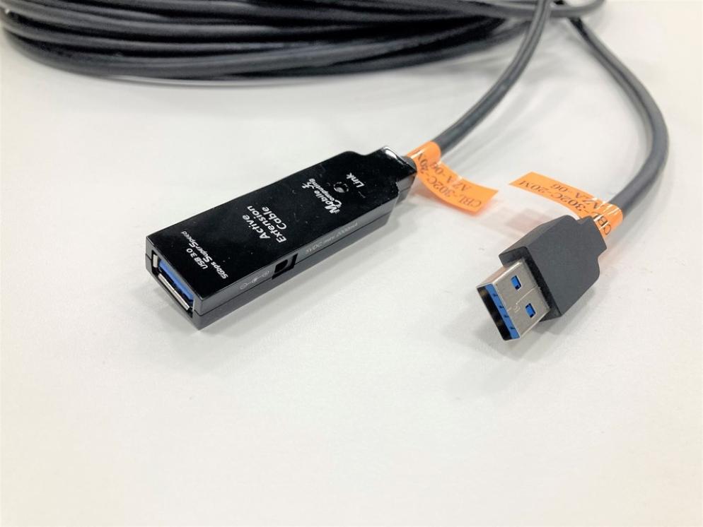 JARGY USB3.0延長ケーブル(CBL-302C-20M) 20m