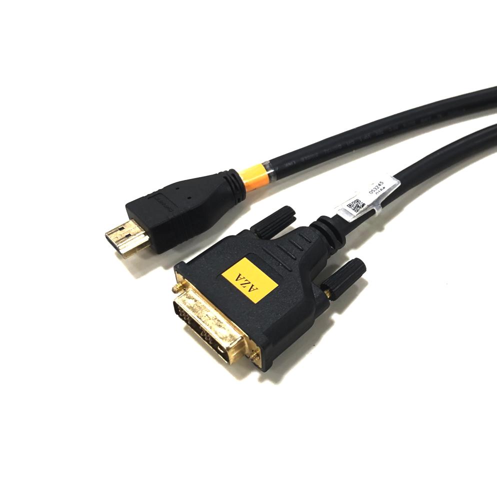 トモカ HDMI~DVI-D変換ケーブル 2m