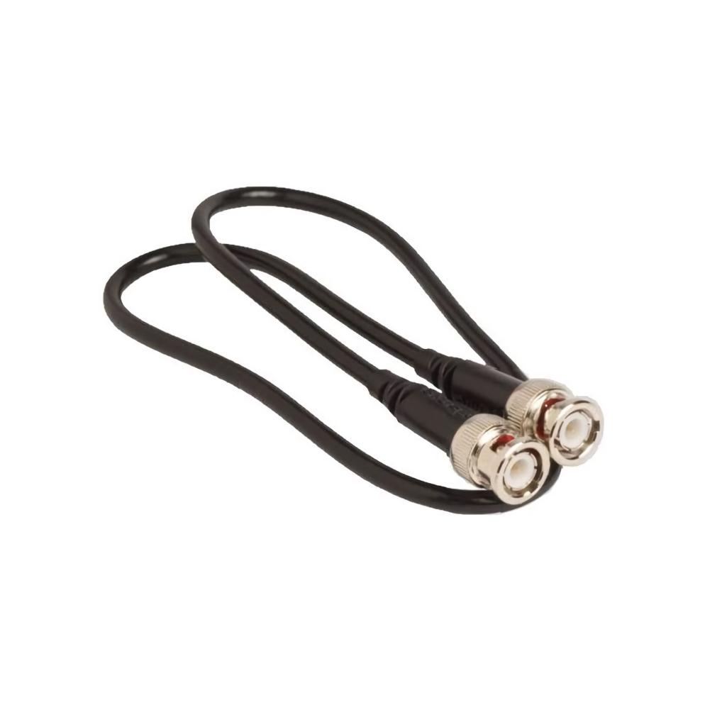 SHURE BNCケーブル(UA802 50Ω 黒) 0.5m