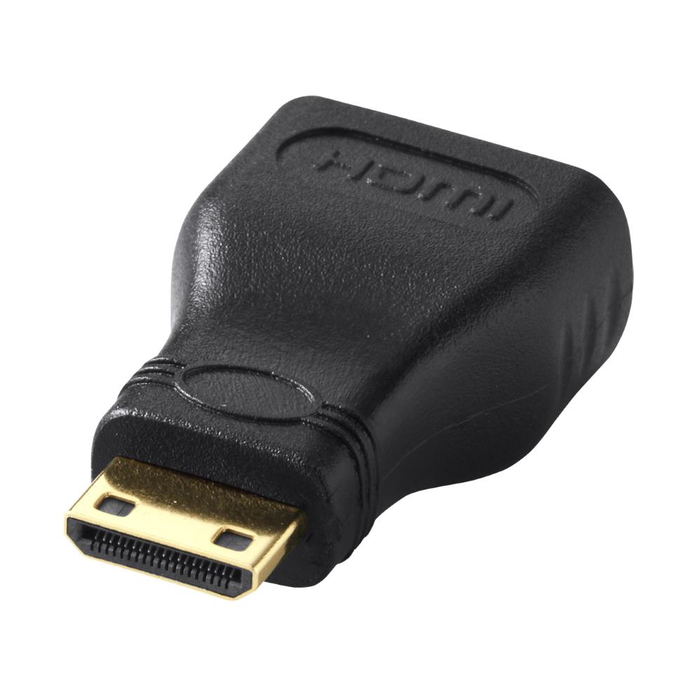 サンワサプライ HDMIメス~ミニHDMIオス変換コネクター