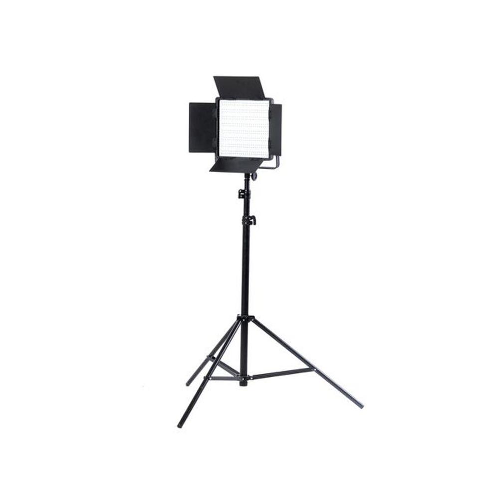 サンテック LEDスタジオライトセット(CN-600SA)