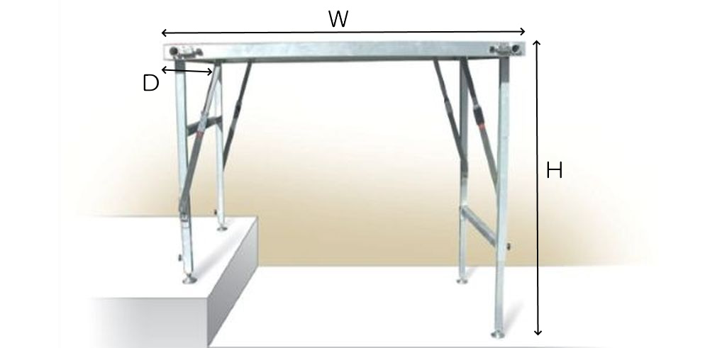 SASAKI 段差対応多目的台(SS-900)
