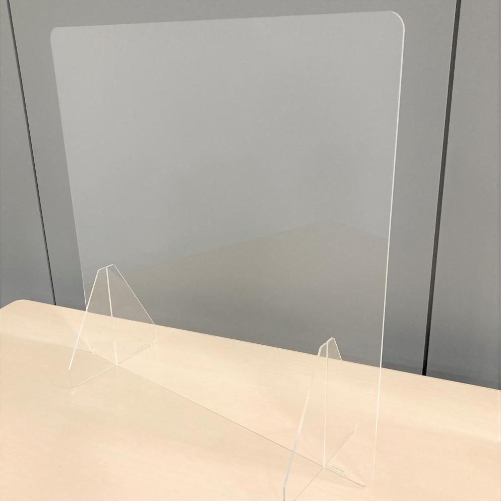 卓上アクリルパーテーション (600×600)