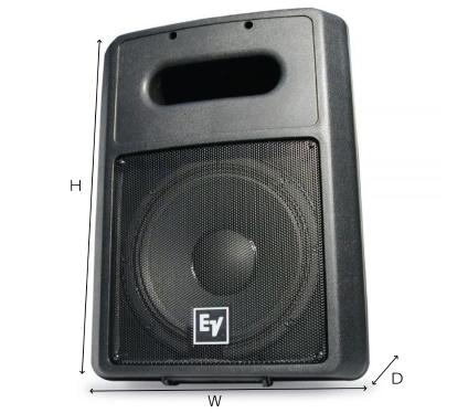 Electro-Voice サブウーファー(Sb121)