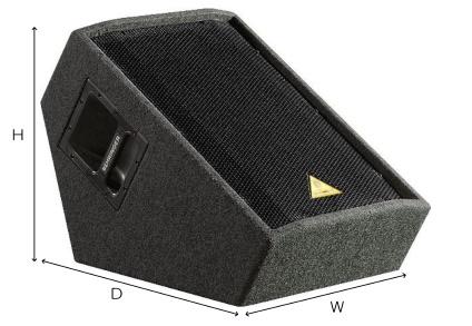 BEHRINGER モニタースピーカー(F1220)