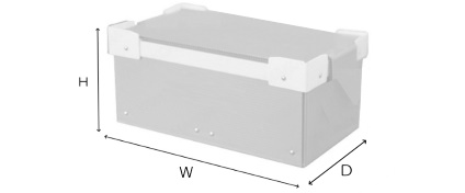 Electro-Voice フライング金具(Mb206/207A) 2個1組