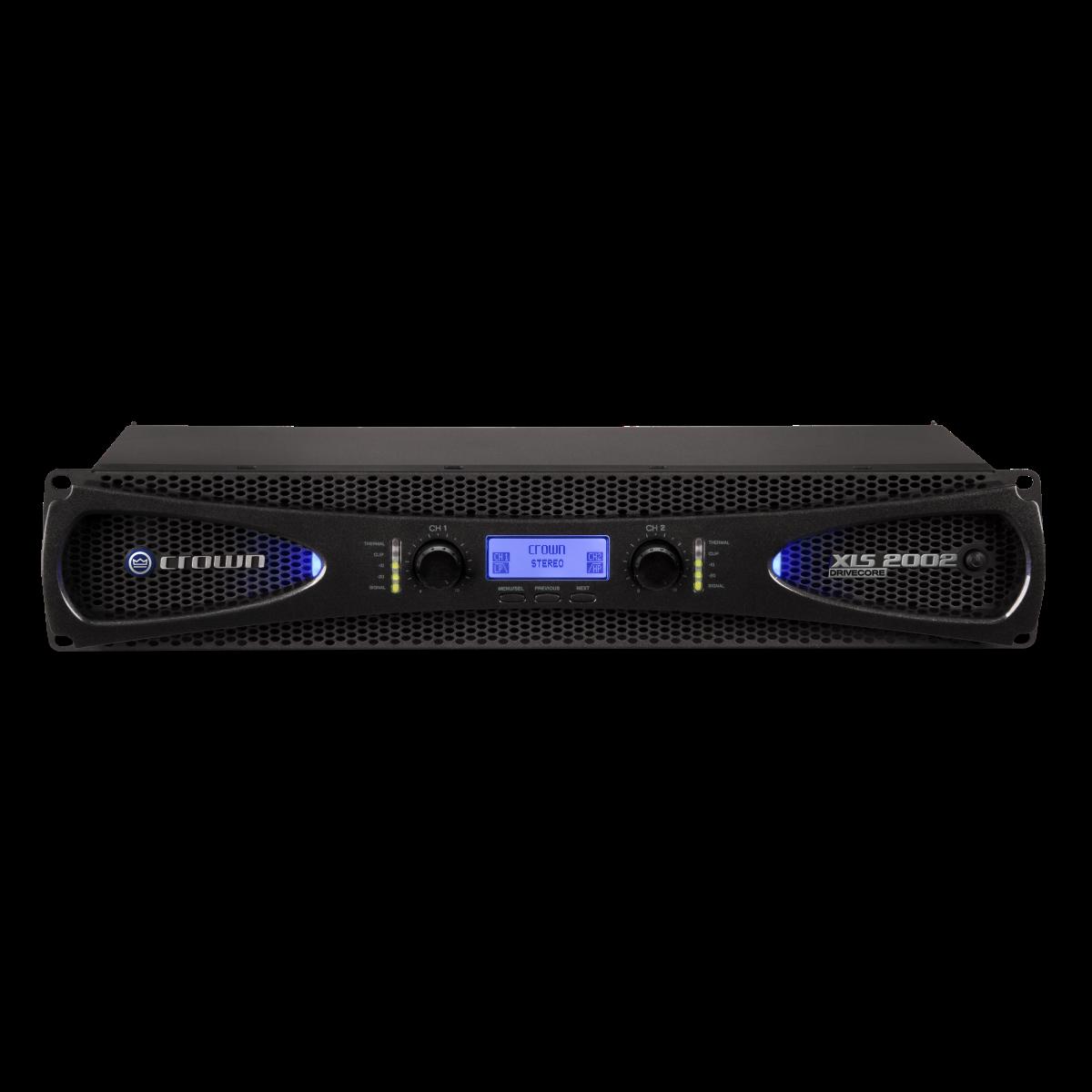 AMCRON パワーアンプ(XLS2002)