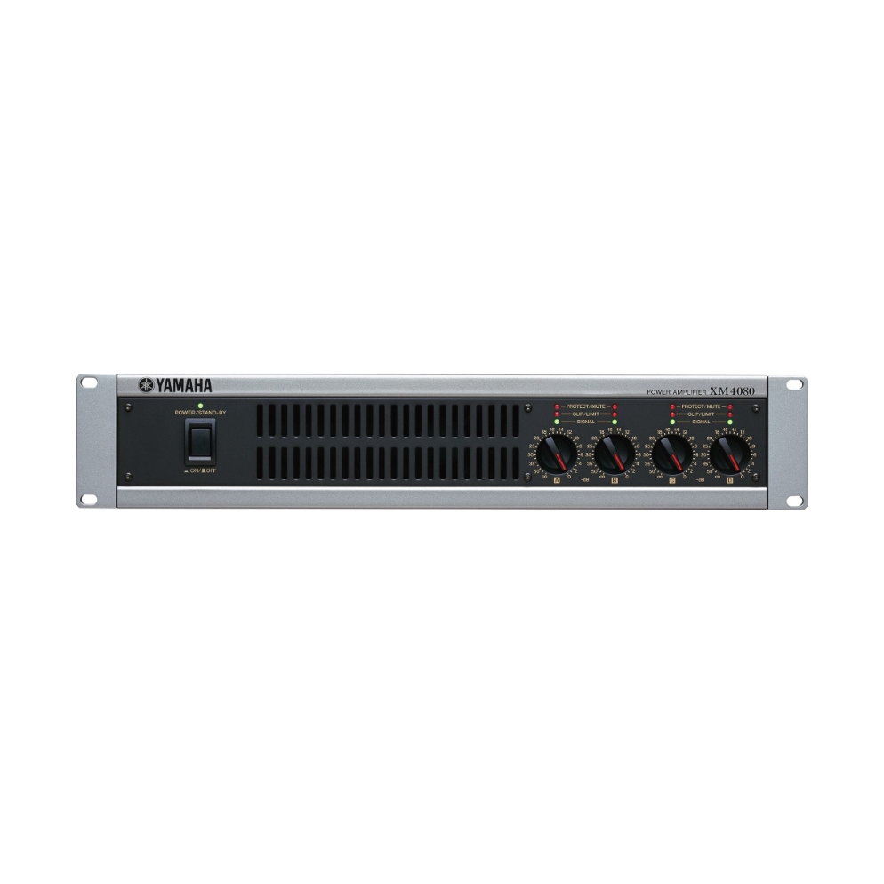 YAMAHA 4chパワーアンプ(XM4080)