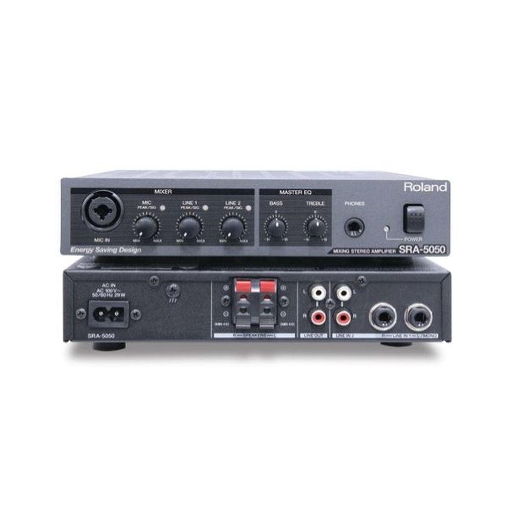 Roland ミキシングアンプ(SRA-5050)