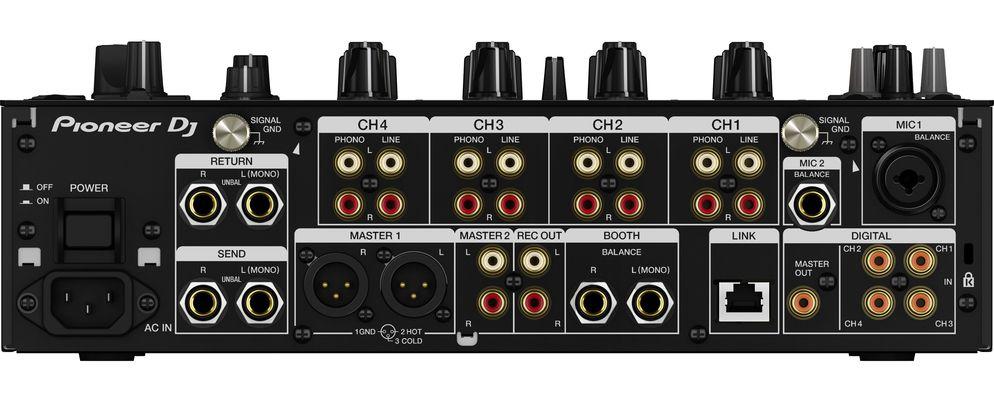 Pioneer DJミキサー(DJM-900NXS2)