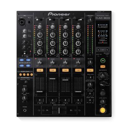 Pioneer DJミキサー(DJM-800)