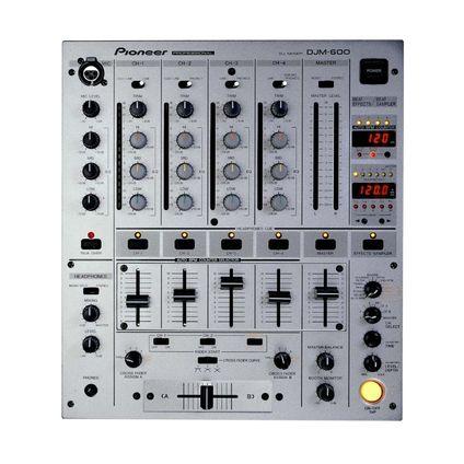 Pioneer DJミキサー(DJM-600)