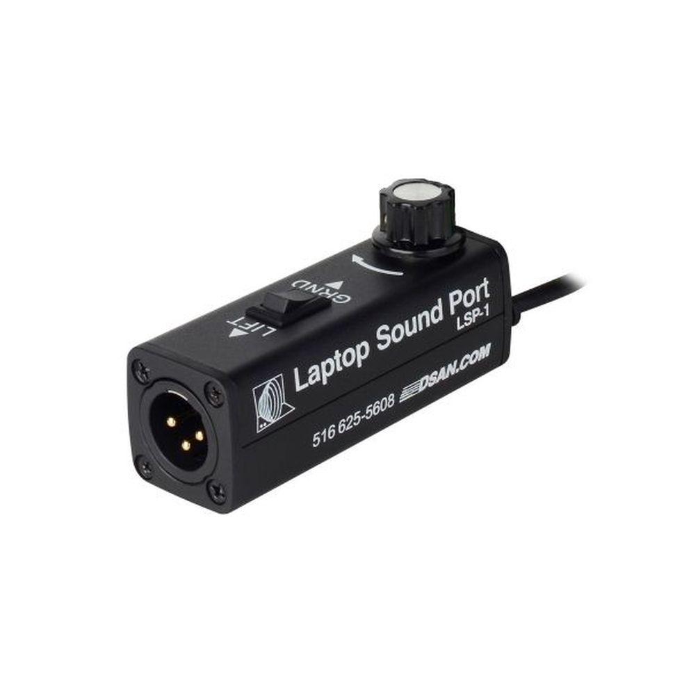 D'san PC音声コントローラー(LSP-1)