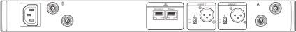 SHURE 1.2GHz帯デジタルワイヤレスチューナー(ULXD4D-Z16)